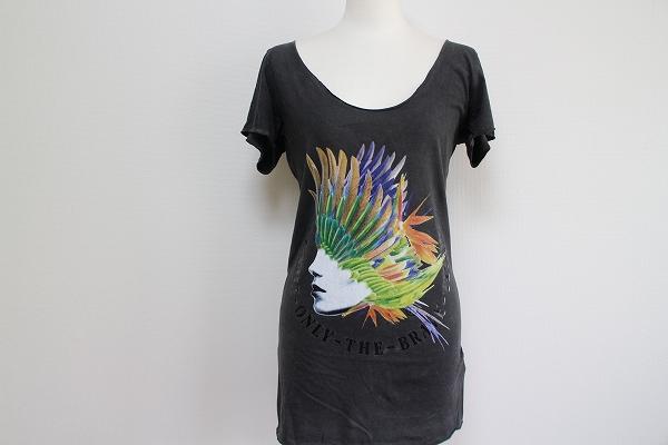 ディーゼル プリント半袖Tシャツ
