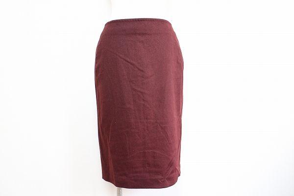 ラム ウールスカート