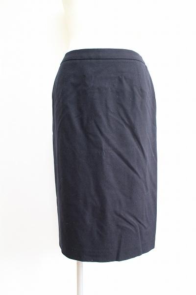 アクアスキュータム ウールスカート