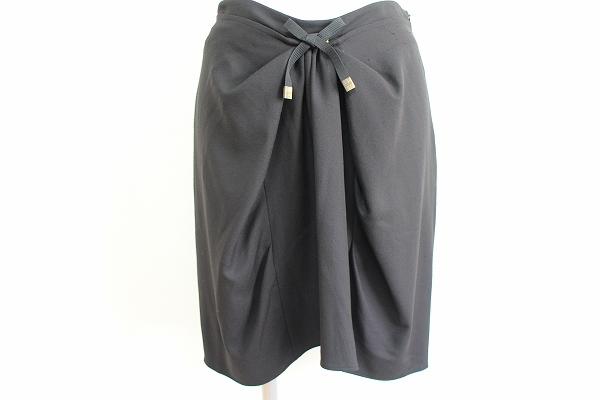 リュージョー リボン付きスカート