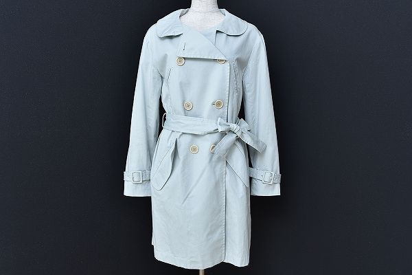 ジュンコシマダ49AV 丸襟スプリングコート
