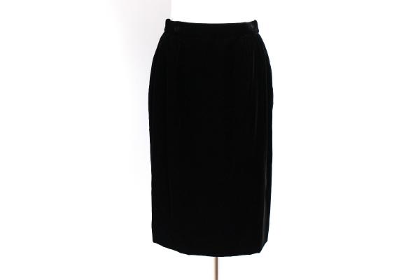 ミスアシダ ベロアタイトスカート