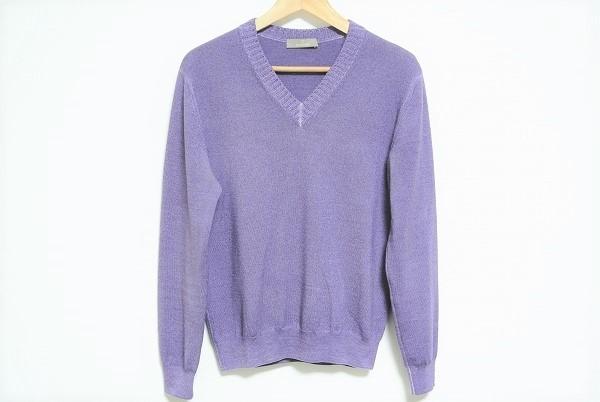 クルチアーニ Vネックセーター