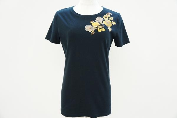 グッチ 花柄半袖カットソー