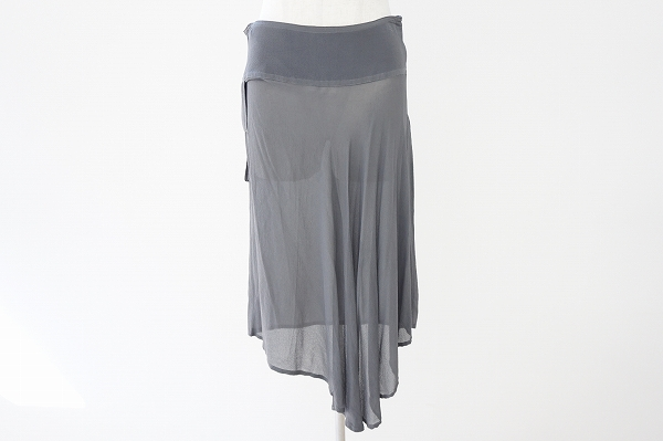 ワイズレッドレーベル シルクスカート