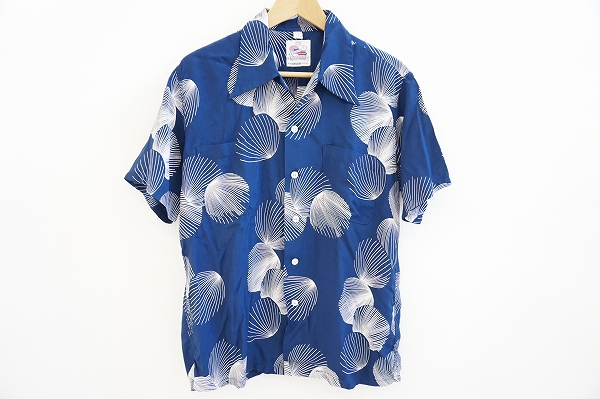 サンサーフデュークカハナモク DK37570アロハシャツ