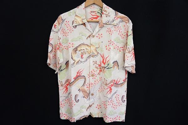 サンサーフ TheTriangularFightSS36424アロハシャツ