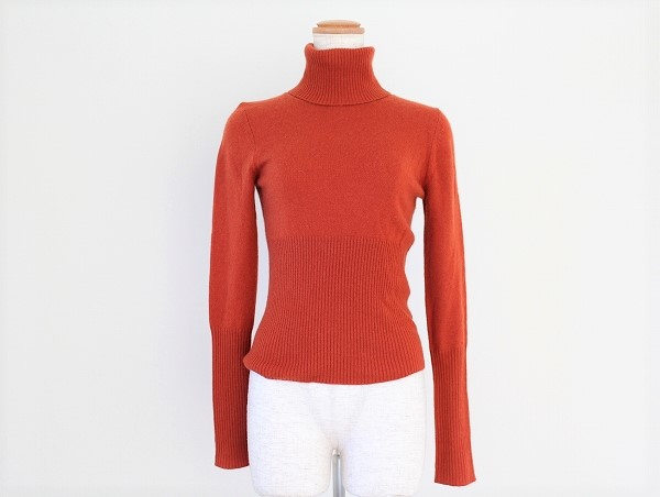 スポーツマックス タートルネックセーター