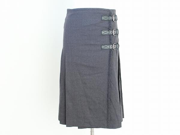 マイケルコース ベルト付きスカート