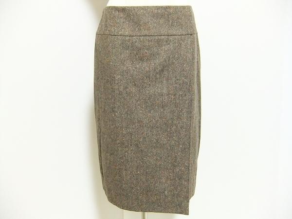 スキャパ 膝丈タイトスカート