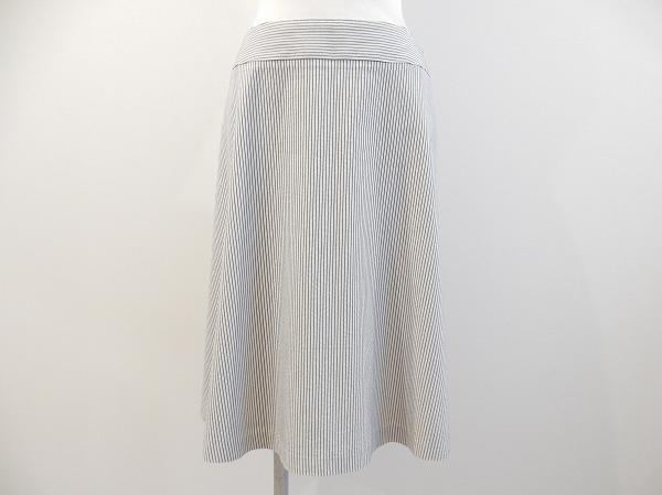 ニューヨーカー ストライプAラインスカート