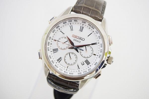 セイコー ドルチェ8B92-0AJ0腕時計