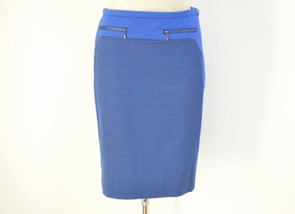 アイシービー ジップ付きタイトスカート