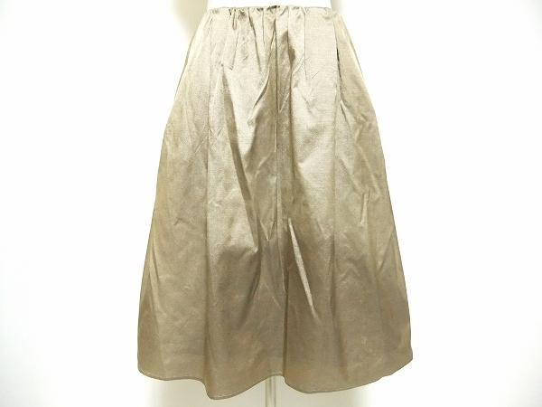 ルルオンザブリッジ 光沢スカート