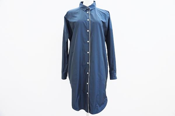 ラディアンスドシセ シルク混長袖シャツ