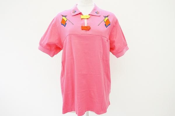 レオナールスポーツ ポロシャツ