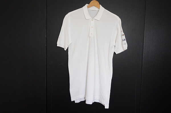 パパス 半袖ポロシャツ