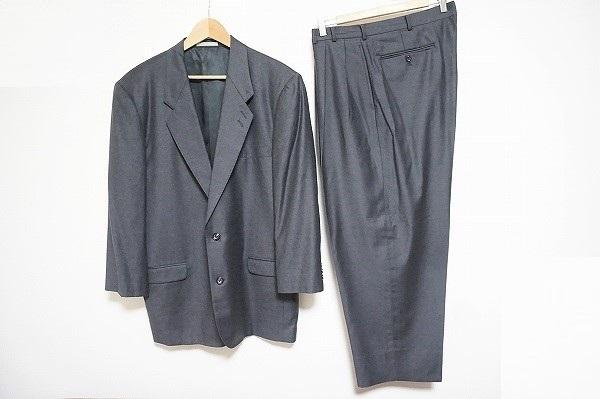 パパスグアベロ 2BSuper160'sシングルスーツ