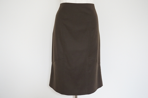 ヴァレンティノ カシミヤ混スカート