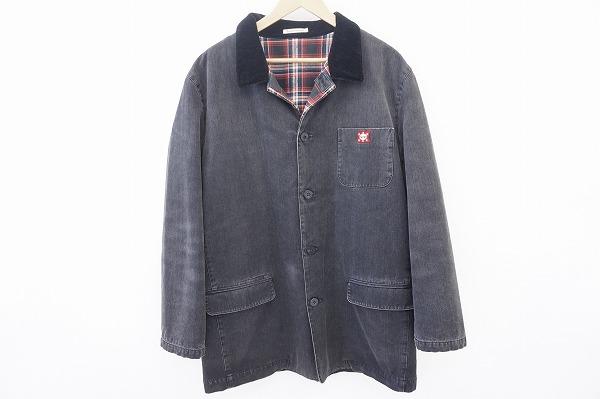 パパス デニム中綿ジャケット