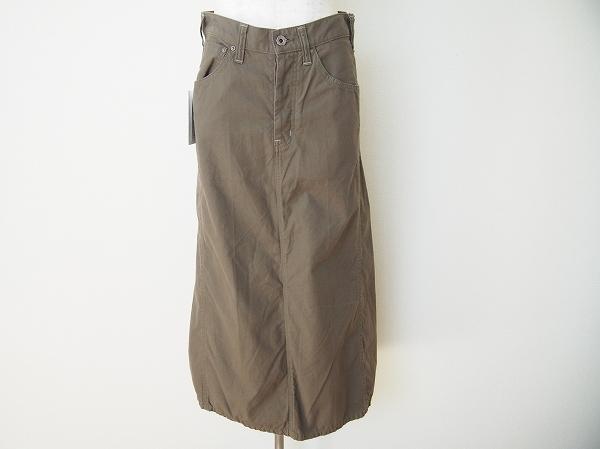 ジョンブル スカート風パンツ
