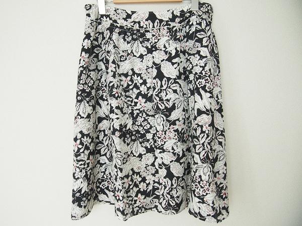 ニューヨーカー 花柄スカート