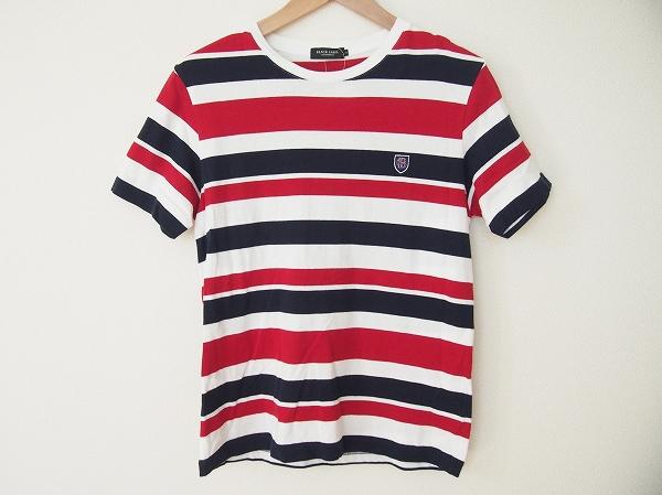 ブラックレーベルクレストブリッジ ボーダーTシャツ