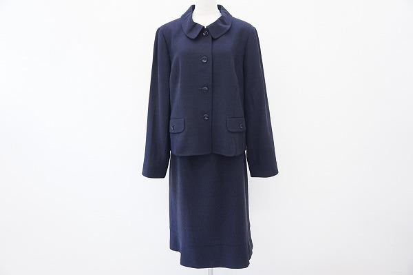 レリアンLUIGIBOTTO スカートスーツ