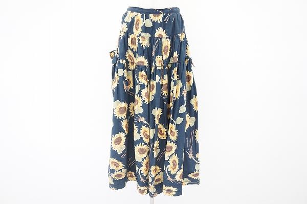 カネコイサオ ひまわりスカート