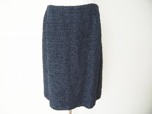 ユキトリイ ツイードスカート