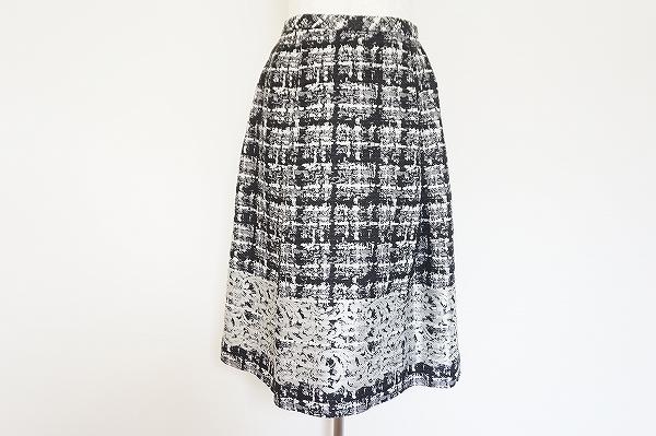 レリアン ツイードスカート