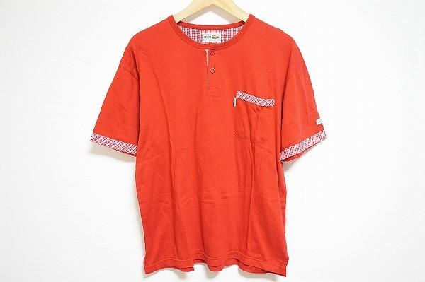 ラコステ 半袖Tシャツ