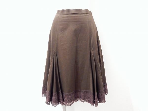 ユキトリイ レーススカート