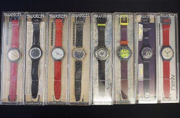 スウォッチ スクーバtemplibero腕時計8点セット