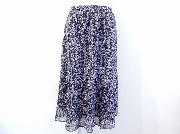 レリアン ラメスカート