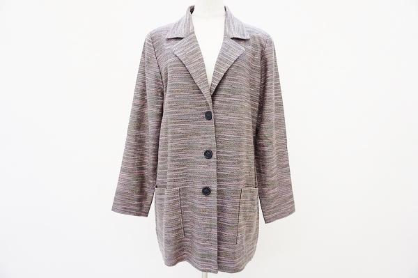 サイトウトヨコ ニットジャケット