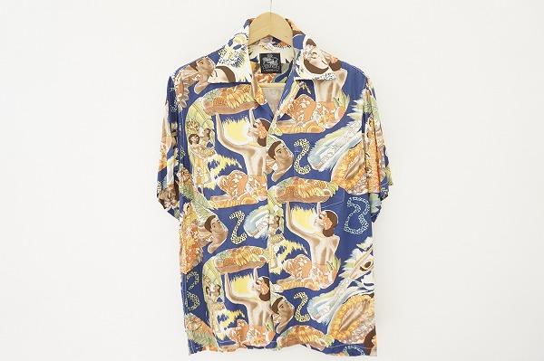 コナベイハワイ 半袖シャツ