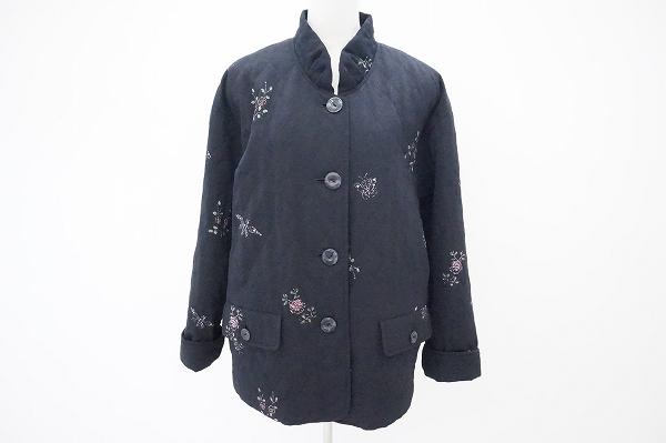 サンネンザカ十彩 中綿ジャケット