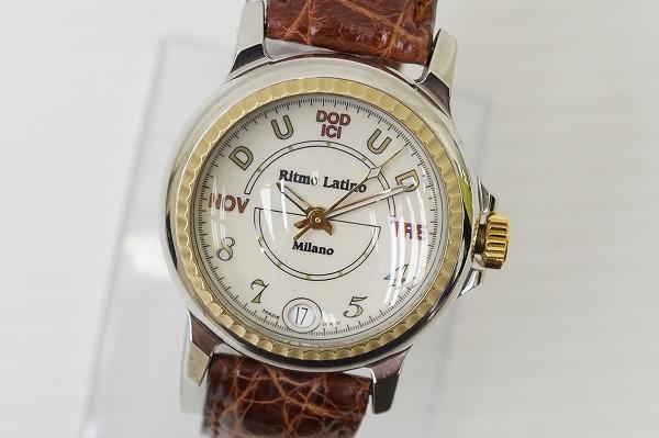 リトモラティーノ ドームガラス3001本限定腕時計