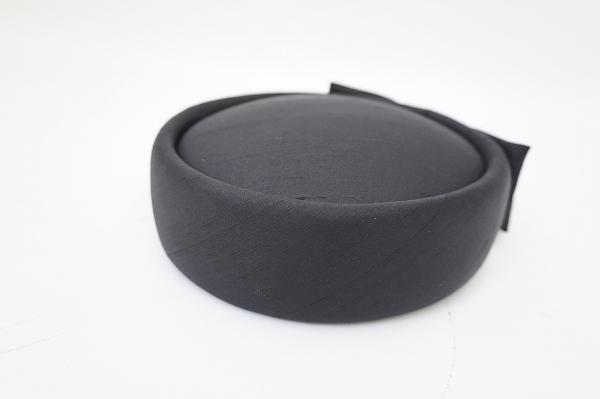 マキシン リボン帽子