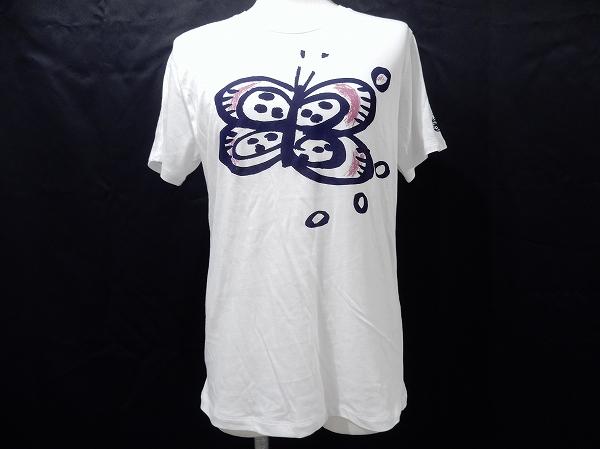 ワイズフォーリビング 蝶柄カットソー
