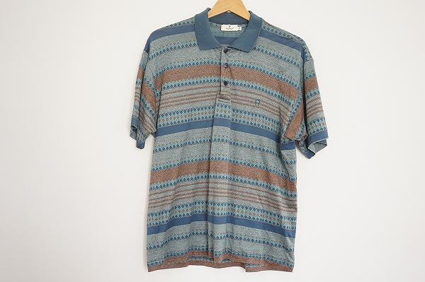 アグイナー 半袖ポロシャツ