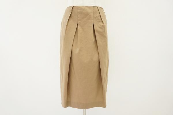 マルタンマルジェラ シルク混スカート