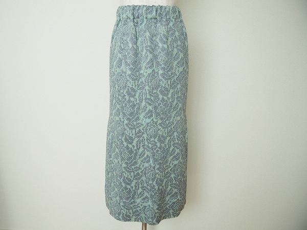 サイトウトヨコ ラメスカート