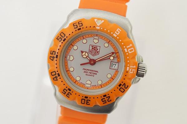 タグホイヤー フォーミュラ1プロフェシッショナル200M373.508腕時計