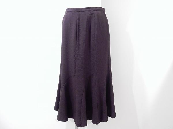 サンネンザカ フレアちりめんスカート