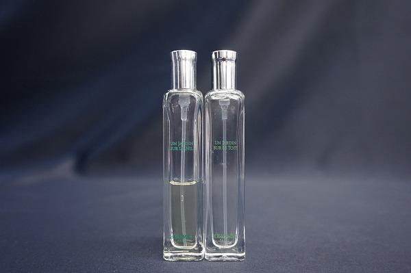 エルメス ナイルの庭15ml屋根の上の庭15ml香水