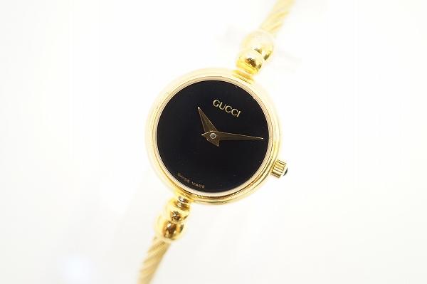 グッチ 2700.2.Lバングルウォッチクオーツ腕時計