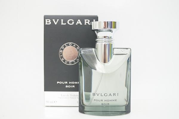 ブルガリ プールオムソワールオードトワレ50ml香水