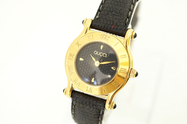 グッチ 6500Lクオーツ腕時計